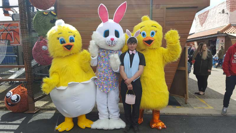 Easter Entertainment for hire